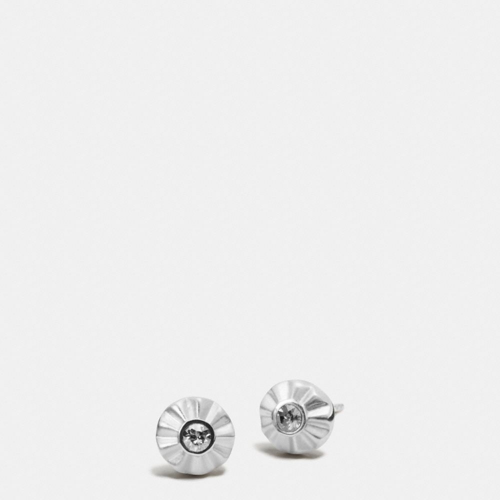 DAISY RIVET STUD EARRINGS - Alternate View