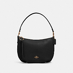 SMALL SKYLAR HOBO - IM/BLACK - COACH 91028