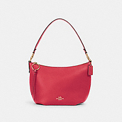 SMALL SKYLAR HOBO - IM/ELECTRIC PINK - COACH 91028