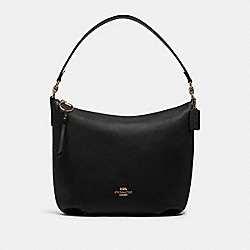SKYLAR HOBO - IM/BLACK - COACH 91029