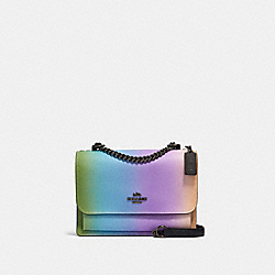 KLARE CROSSBODY WITH OMBRE - QB/MULTICOLOR - COACH 91059