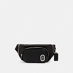 COURT BELT BAG - SV/BLACK - COACH 91066