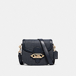 JADE SADDLE BAG - IM/MIDNIGHT - COACH 91068