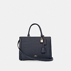 ZOE CARRYALL - IM/MIDNIGHT - COACH 91069