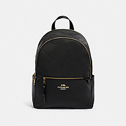 ADDISON BACKPACK - IM/BLACK - COACH 91145