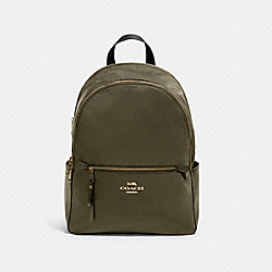 ADDISON BACKPACK - IM/CANTEEN - COACH 91145