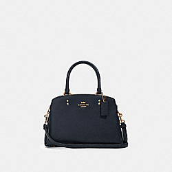 MINI LILLIE CARRYALL - IM/MIDNIGHT - COACH 91146
