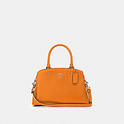 MINI LILLIE CARRYALL - IM/SUNBEAM - COACH 91146