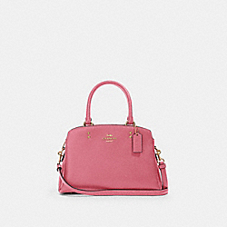 MINI LILLIE CARRYALL - IM/ROSE - COACH 91146