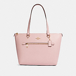 GALLERY TOTE WITH ROSE BOUQUET PRINT INTERIOR - IM/BLOSSOM - COACH 91147
