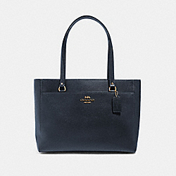 ADDISON TOTE - IM/MIDNIGHT - COACH 91150