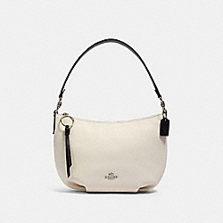 SMALL SKYLAR HOBO - SV/CHALK MULTI - COACH 91153