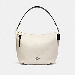 SKYLAR HOBO - SV/CHALK MULTI - COACH 91154