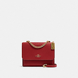 KLARE CROSSBODY - IM/TRUE RED - COACH 91174
