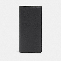 BREAST POCKET WALLET - QB/INDUSTRIAL GREY - COACH 91304