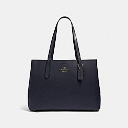 LARGE AVENUE CARRYALL - SV/MIDNIGHT/SLATE - COACH 91377