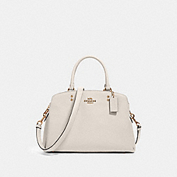 LILLIE CARRYALL - IM/CHALK - COACH 91493