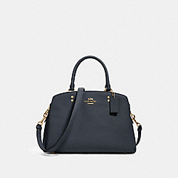 LILLIE CARRYALL - IM/MIDNIGHT - COACH 91493