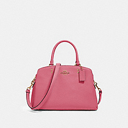 LILLIE CARRYALL - IM/ROSE - COACH 91493