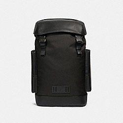 RANGER LARGE BACKPACK - QB/BLACK - COACH 91496