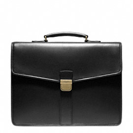 CROSBY LUX LEATHER AMBASSADOR BRIEF