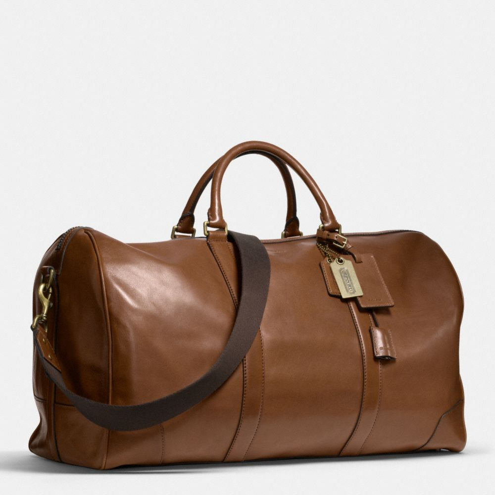 Bleecker Cabin Bag in Leather - Alternate View A1
