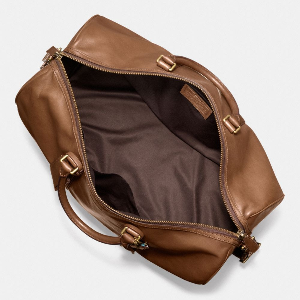 BLEECKER CABIN BAG IN LEATHER - Alternate View A2