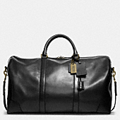 BLEECKER LEATHER CABIN BAG