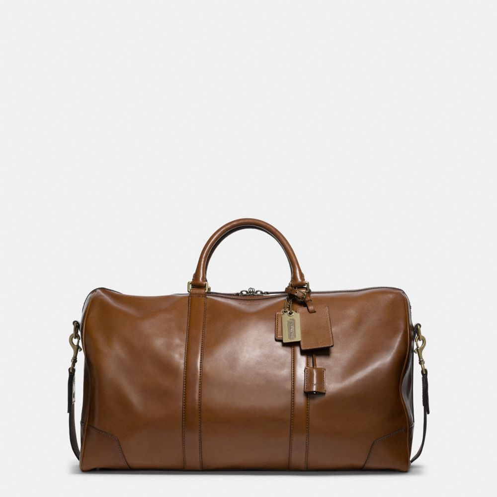 BLEECKER CABIN BAG IN LEATHER - Alternate View