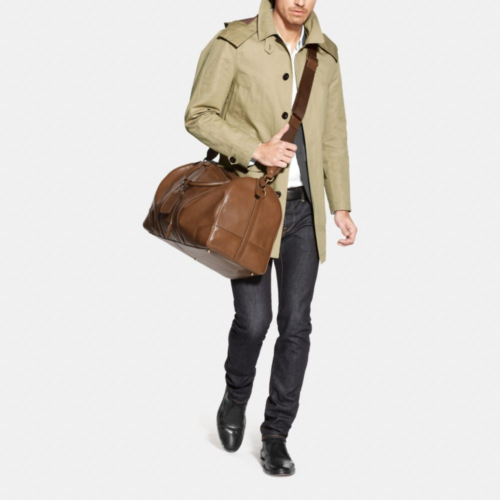 BLEECKER CABIN BAG IN LEATHER - Alternate View M1