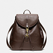 Studio Legacy Leather Backpack