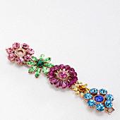 Poppy Flower Bracelet $168.00