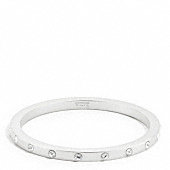 PAVE STUD BANGLE