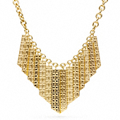 SHARD BIB NECKLACE