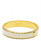 Half Inch Pave Signature Bangle