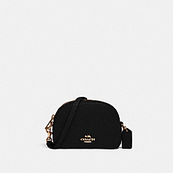 MINI SERENA CROSSBODY - IM/BLACK - COACH 97561