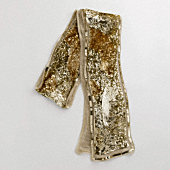 SEQUIN SKINNY SCARF from coach.com