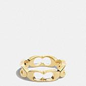 SIGNATURE C LINK RING