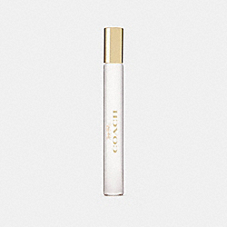 COACH NEW YORK EAU DE PARFUM ROLLERBALL - MULTI - COACH B1003