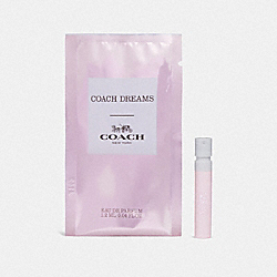 DREAMS EAU DE PARFUM MINISPRAY SAMPLE - MULTI - COACH B1086