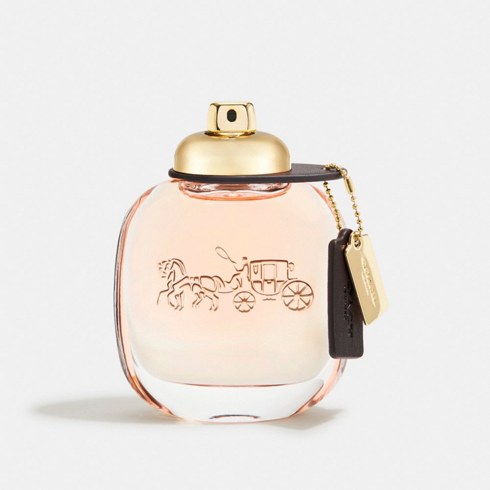 COACH NEW YORK EAU DE PARFUM 3 OZ.