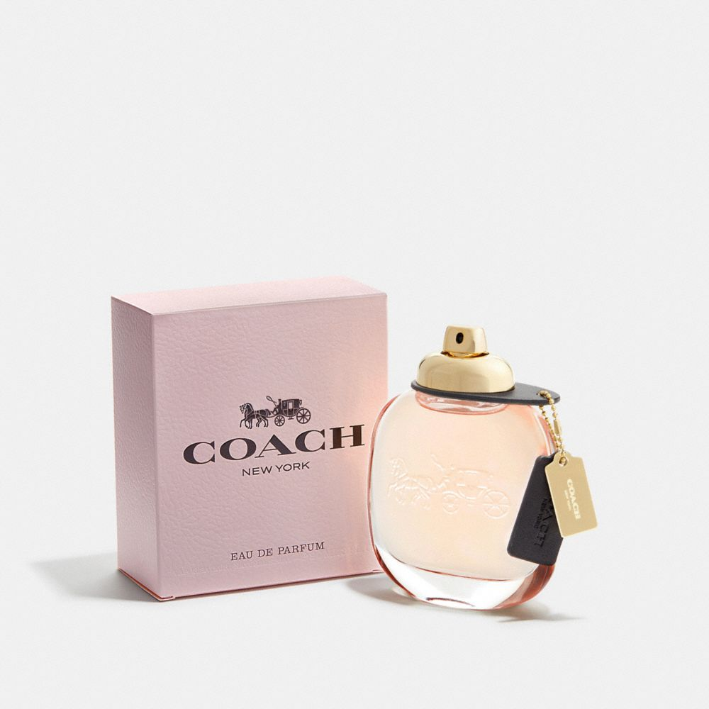 Coach New York Eau De Parfum 90ml - Alternate View A1
