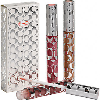 Coach Official Site - LIP GLOSS SET