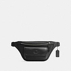 HERITAGE BELT BAG - QB/BLACK - COACH C1277