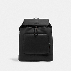 TURNER BACKPACK - QB/BLACK - COACH C1280