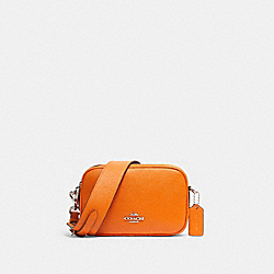 JES CROSSBODY 20 - SV/BRIGHT MANDARIN - COACH C1301