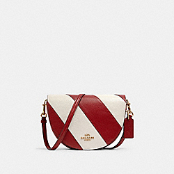 ELLEN CROSSBODY - IM/1941 RED/CHALK - COACH C1429
