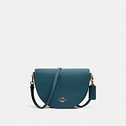 ELLEN CROSSBODY - IM/PEACOCK - COACH C1432