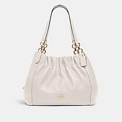 MAYA SHOULDER BAG - IM/CHALK - COACH C1454