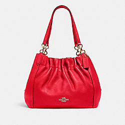MAYA SHOULDER BAG - IM/CARNATION - COACH C1454